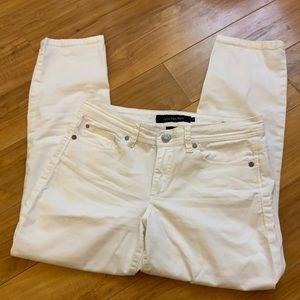 CK Skinny Crop Jeans